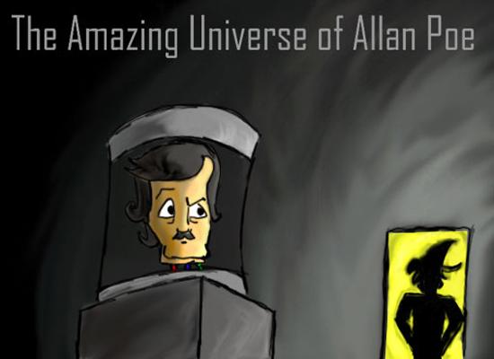O incrivel universo de Allan Poe